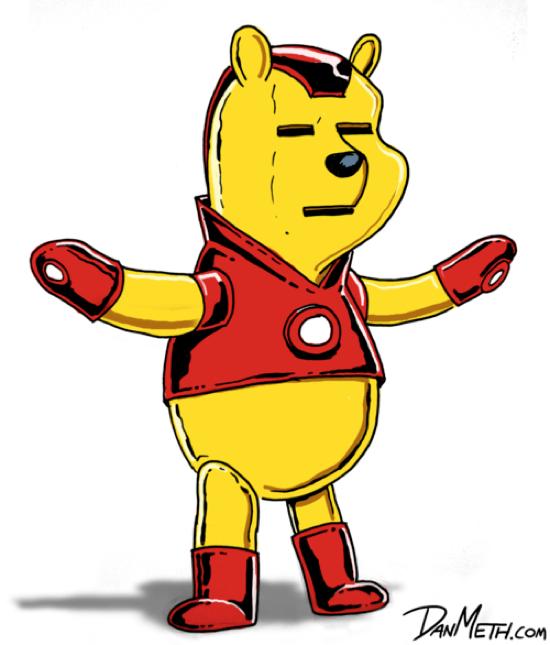 Iron Pooh