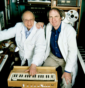 Jean-Jacques Perrey & Dana Countryman