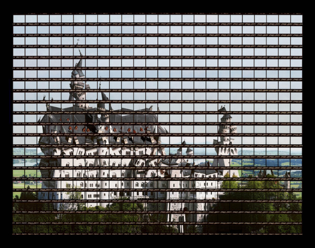 Deconstructed landmarks by Thomas Kellner