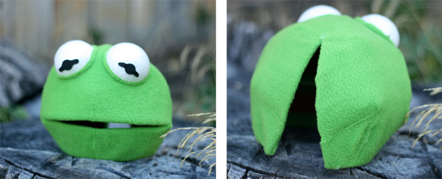 Kermit Mask by JustZipity