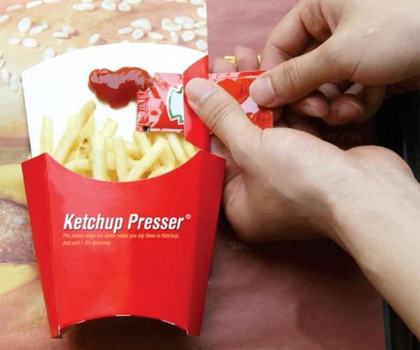 Ketchup Presser