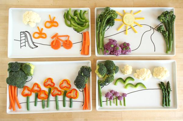 KId Plates DIY