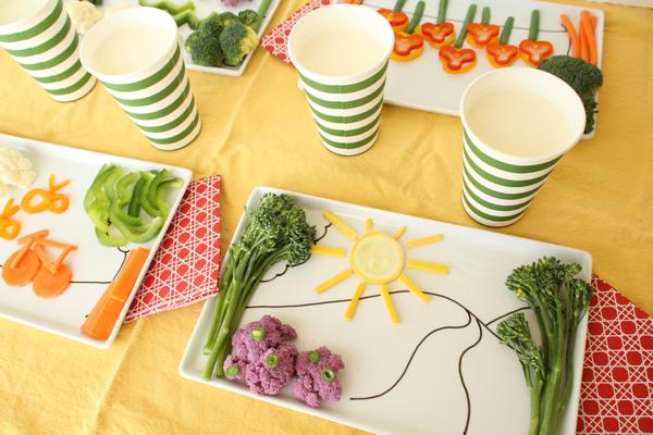 Kids Plate DIY