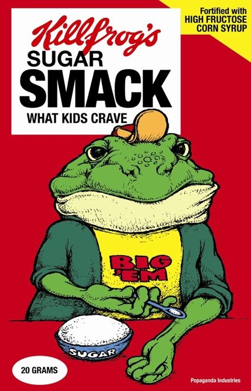 Killfrog's Sugar Smack