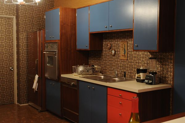 The Swanky 1960s Era Manhattan Apartment Of Mad Men S Don