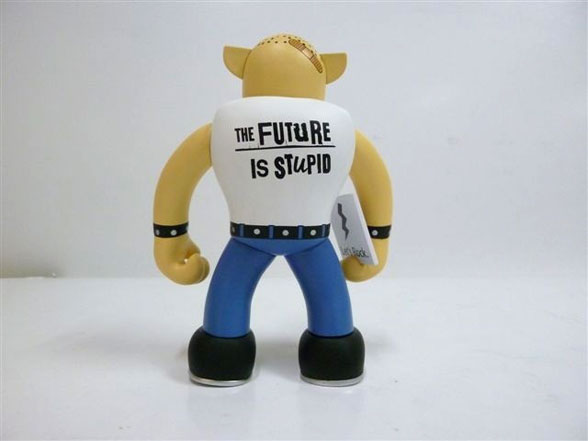 Frank Kozik Record Store Day exclusive figure