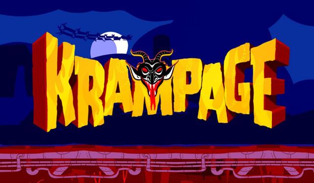 Krampage iOS app
