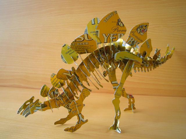 Stegosaurus by Makaon