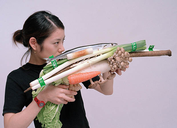 Vegetable Gun