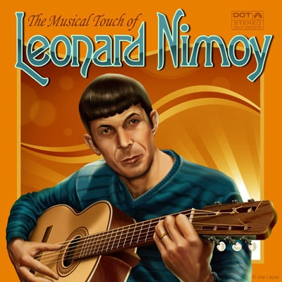 The Musical Touch of Leonard Nimoy