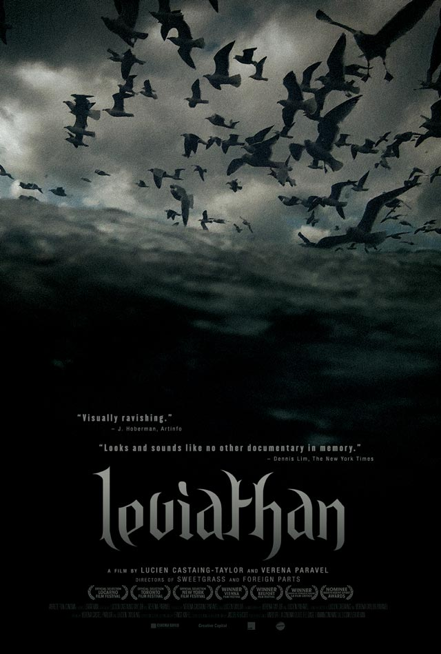 Leviathan, Immersive Documentary About Commercial Fishing in the North Atlantic