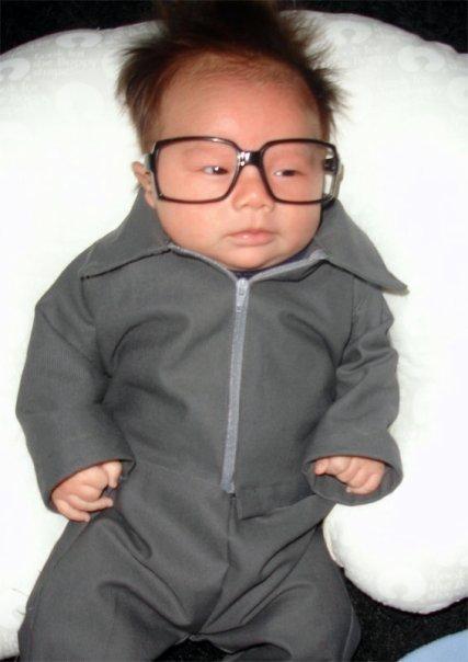 Mini Kim Jong-il