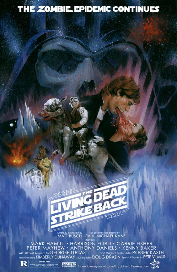 The Living Dead Strike Back