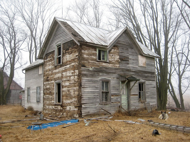 Log cabin simplicity