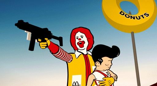 Logorama: Melhor Curta de Animação de 2010