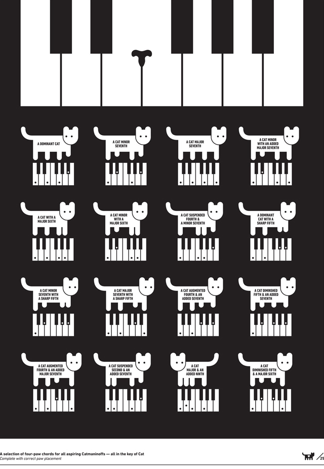 Keyboard Cat by Charlie Farncombe