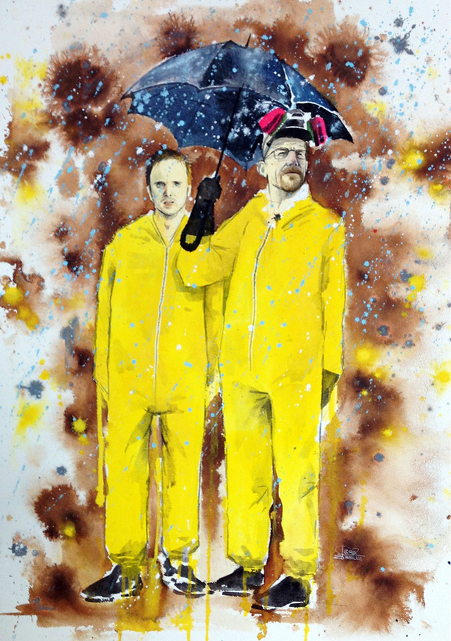 Breaking Bad by Lora Zombie