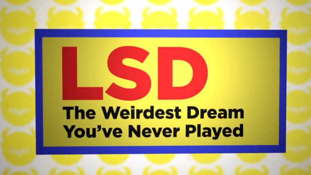 Why You Should Play LSD: Dream Emulator