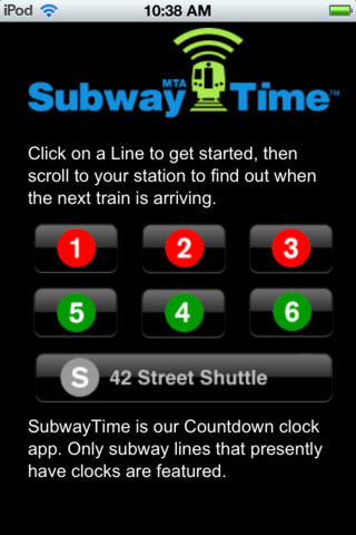 MTA Subway Time
