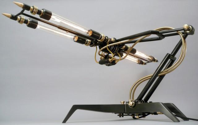 Machine Lights by Frank Buchwald