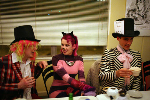 Mad Hatter's Tea Party Photos