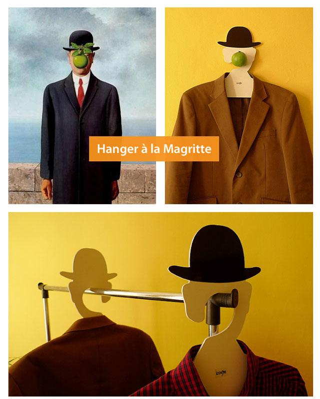 Magritte Hanger Igor Udushlivy