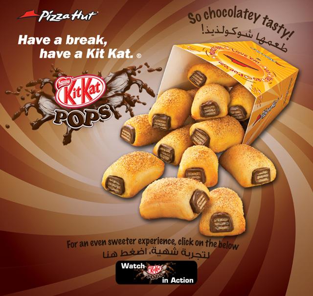 Kit Kat Pops