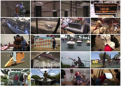 Maker Faire 2007 Videos