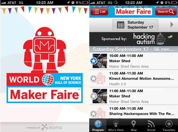 maker-faire-app