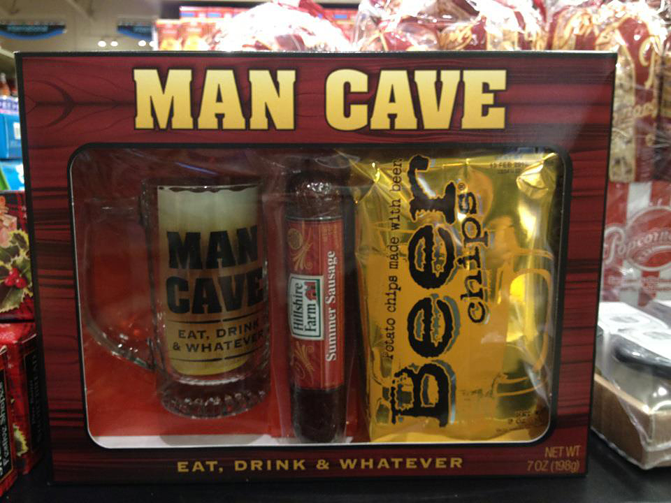 Man Cave Gifts Adelaide : Man cave gift pack