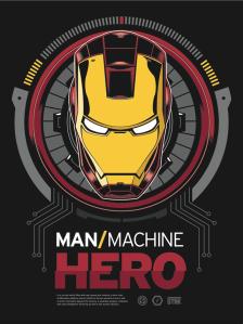 ManMachineHero by Adam Limbert