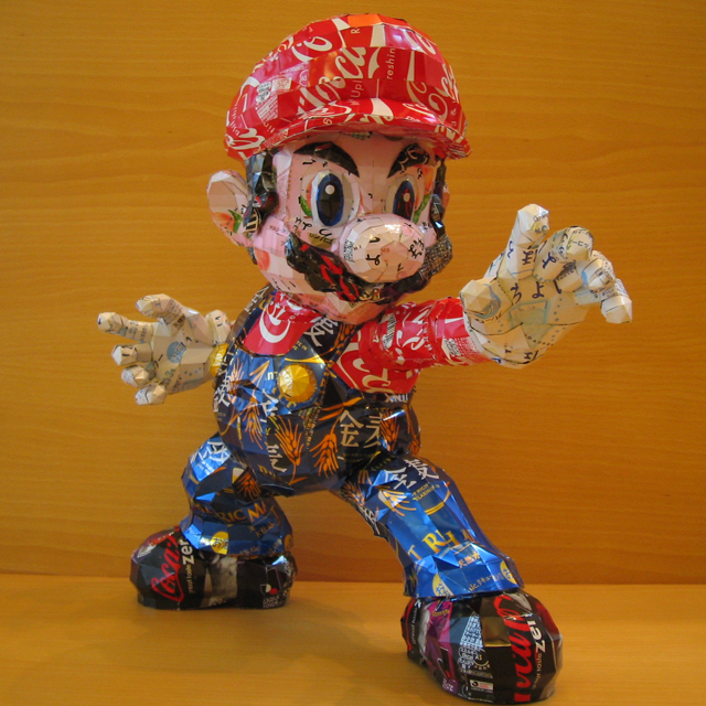 Mario by Makaon