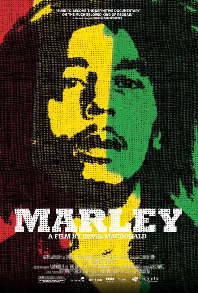 marley a biographical featurelength documentary about