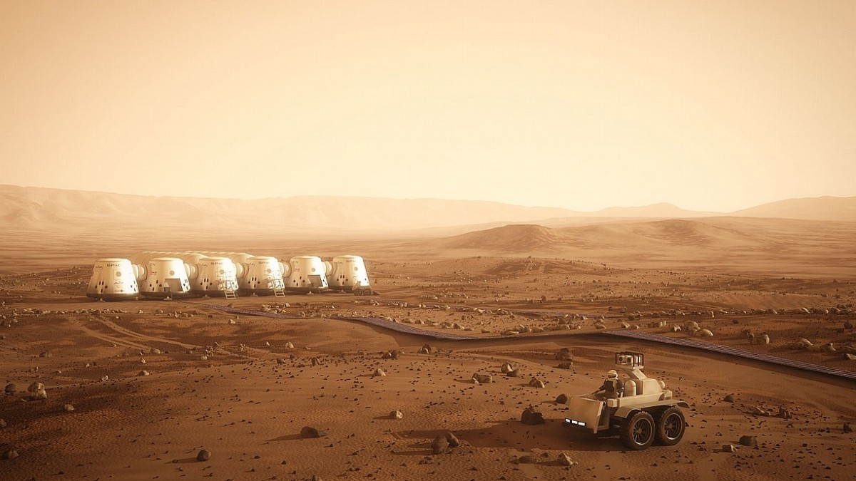Mars One, A Privately Funded Mission to Put Humans on Mars ...