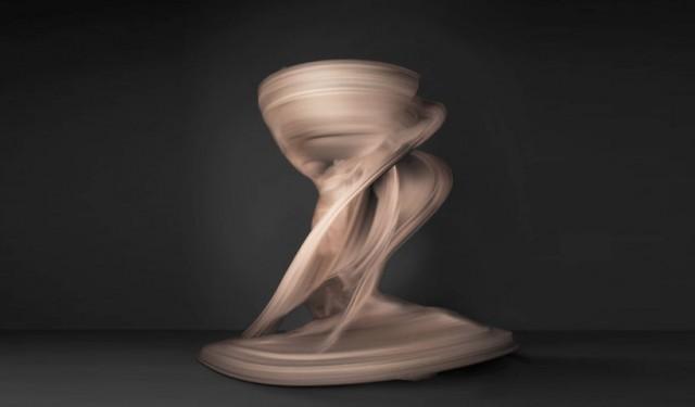 Abstract nude photography by Shinichi Murayama