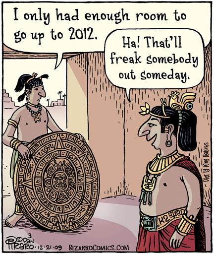 Mayan Calendar Prank