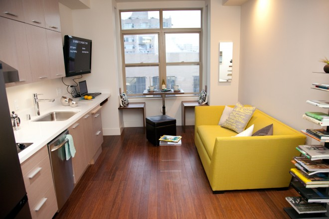 San Francisco Approves 220 Square Foot Micro Apartments