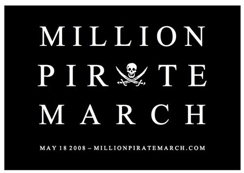 million-pirate-march
