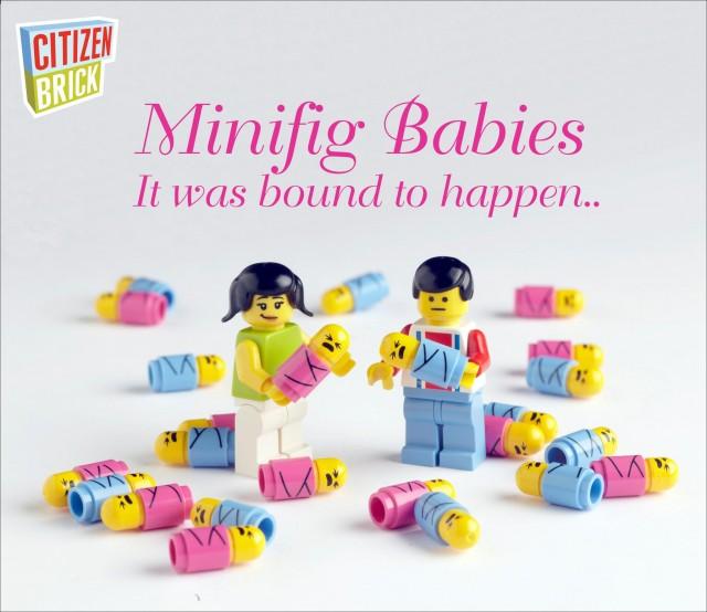 LEGO Minifig Babies