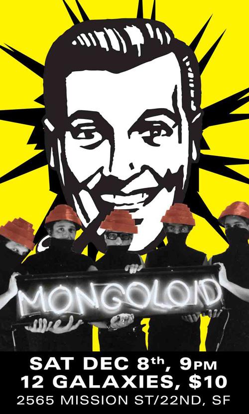 Mogoloid-A-Palooza