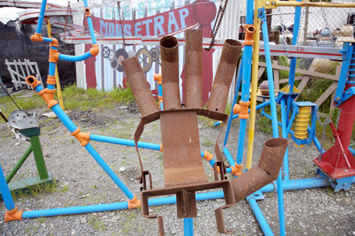 Life Size Mouse Trap