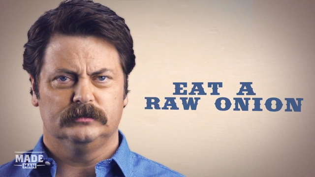 Actor Nick Offerman Gives Helpful Movember Moustache Tips