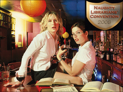 Naughty Librarians' Convention 2008