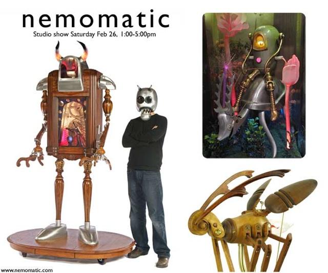 nemomatic