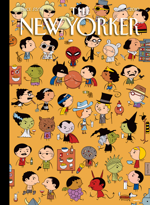 The New Yorker - The Cartoon Issue