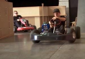 Cardboard Need for Speed (ft. Rob Dyrdek)