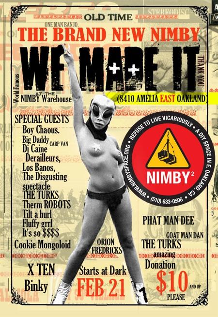 Nimby Party