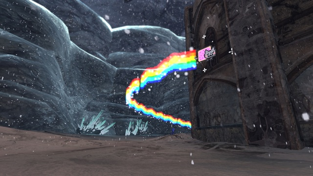 nyan-cat-unreal