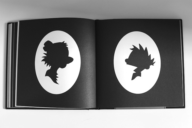 Silhouettes From Popular Culture by Olly Moss