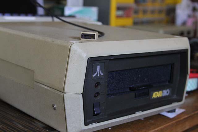 Atari 810 Floppy Disk Drive Replica by Rossum